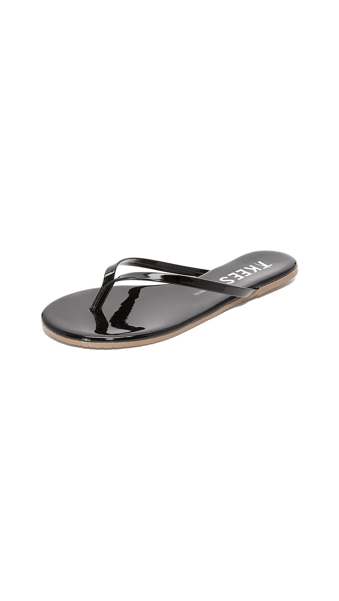 TKEES Glosses Flip Flops