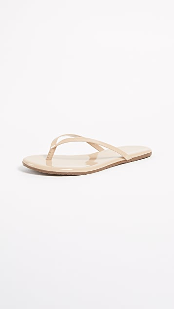 b5aadd3e9664 TKEES Foundations Glosses Flip Flops ...