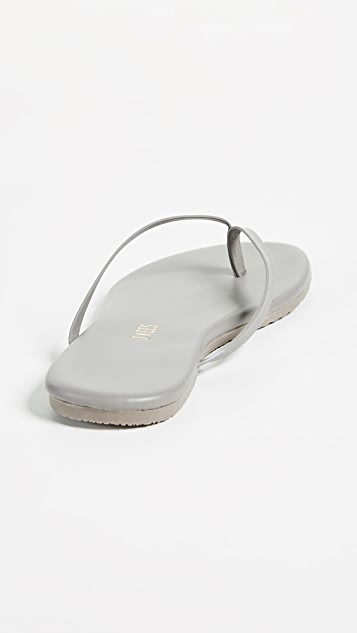TKEES Solids Flip Flops