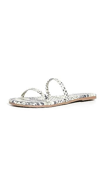 TKEES Gemma Exotic Sandals