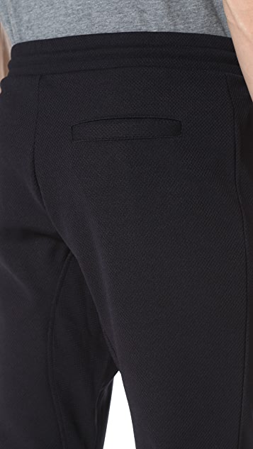 The Kooples Sport Honeycomb Knit Joggers