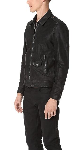 The Kooples Leather Jacket
