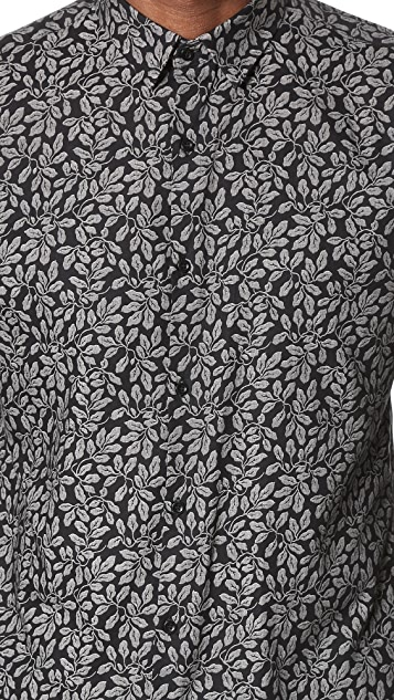 The Kooples Printed Shirt