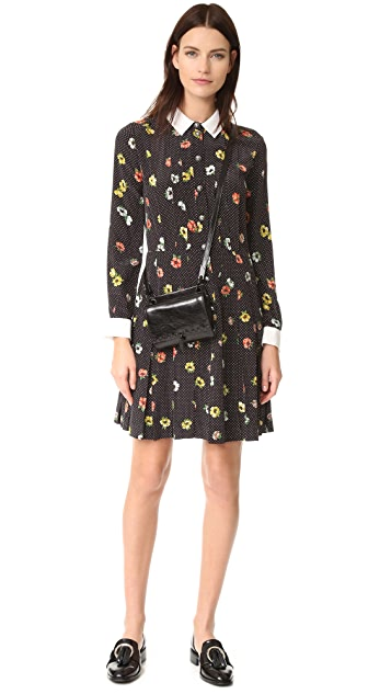 The Kooples Camelia Dots Dress