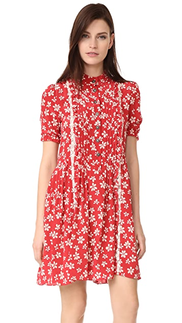 50f471738e The Kooples Ruffle Floral Dress | SHOPBOP