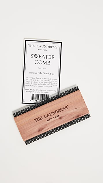 The Laundress 毛衣梳子