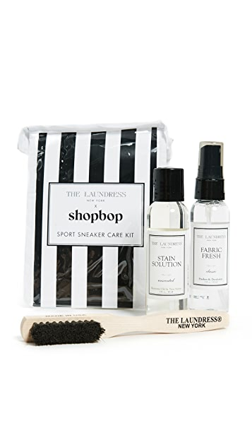 The Laundress Sport Sneaker Care Kit