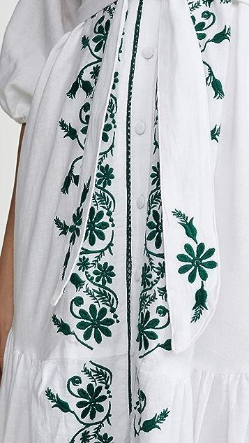 Tigerlily Макси-платье Villaya