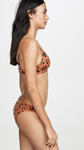 Tigerlily Leilani 比基尼上衣