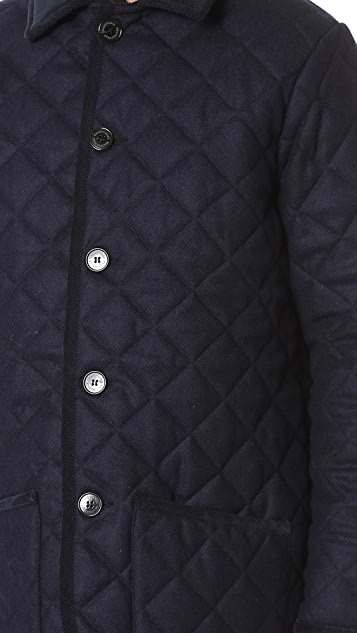 Traditional Weatherwear by Mackintosh Waverly British Tweed Jacket