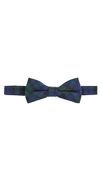 Thomas Mason Plaid Tie