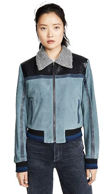 The Mighty Company Edinburgh Jacket