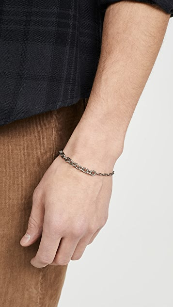 The Monotype The Denis Anchor Chain Bracelet