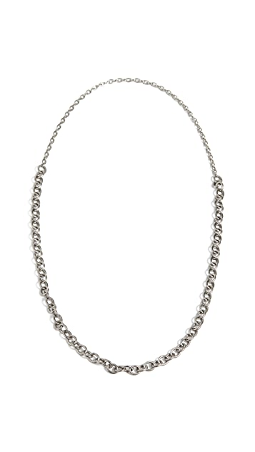 The Monotype The Clyde Necklace