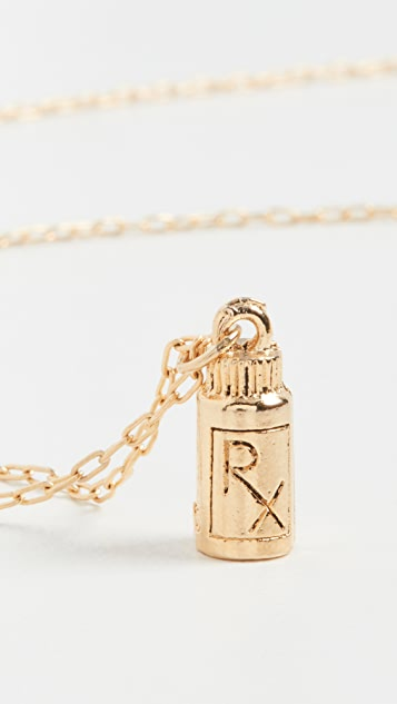 The Monotype RX Necklace