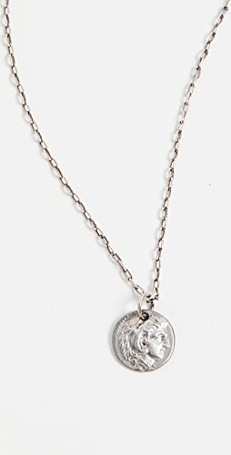 The Monotype - Coin Necklace
