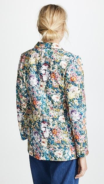 Tata Naka Floral Blazer