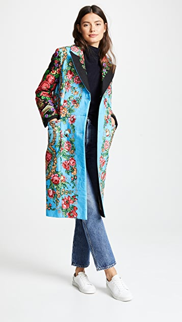 Tata Naka Classic Coat