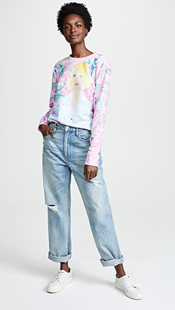 Tata Naka Garden Socialite Sweatshirt