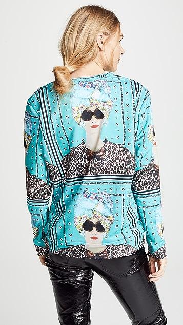 Tata Naka Babe Goes to Capri Sweatshirt