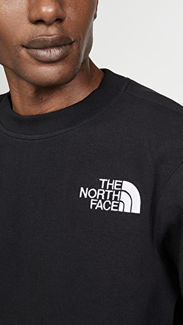 The North Face Black Series Spacer Knit Crew Neck