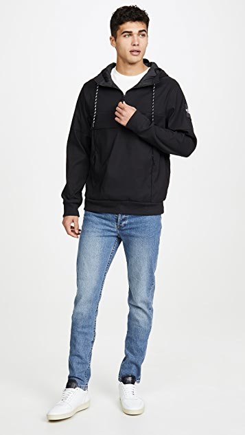 The North Face Pullover Zip Hoodie