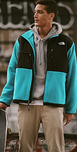 The North Face - 1995 Retro Denali Fleece Zip Jacket