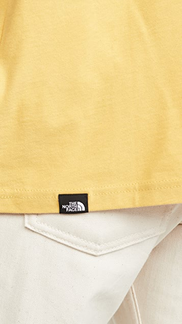 The North Face Relaxed Fit Climb Logo T-Shirt
