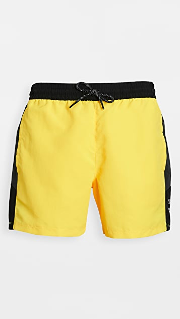 The North Face Extreme Colorblock Shorts