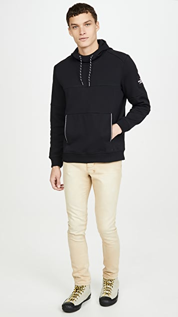 The North Face M Fine 2 Hoodie
