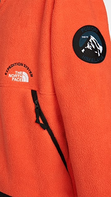 The North Face NSE Pumori Recycled Fleece Jacket