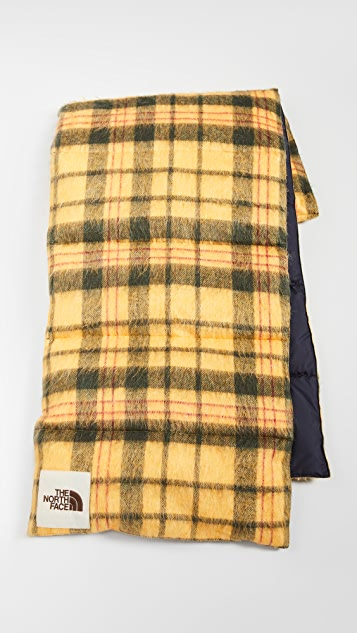 The North Face Brown Label Insulated Scarf