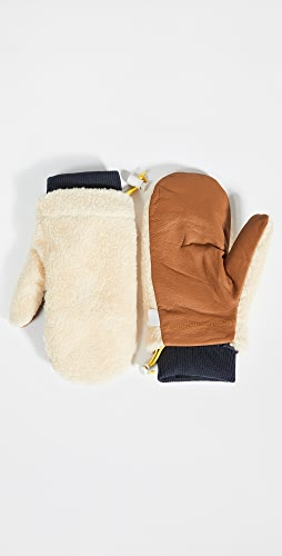 The North Face - Brown Label Mittens