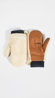 The North Face Brown Label Mittens