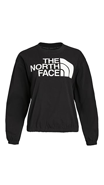 The North Face Explore City Woven Sweatshirt