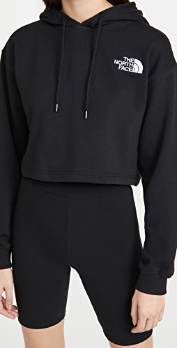 The North Face - Cropped Hoodie