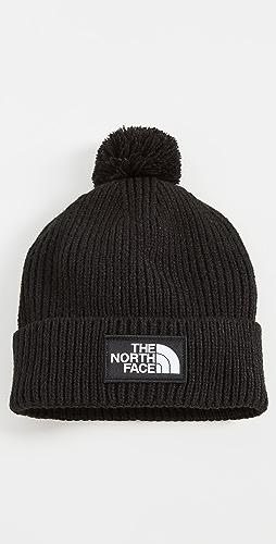 The North Face - Tnf Logo Box Pom Beanie