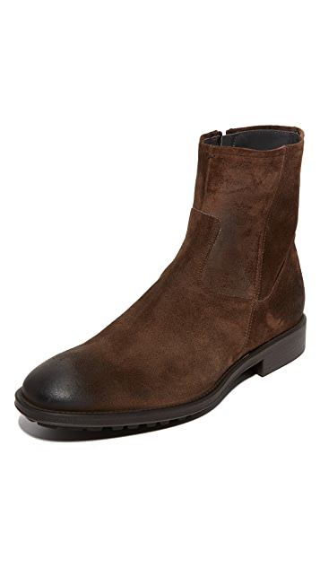 To Boot New York Harrison Zip Boots