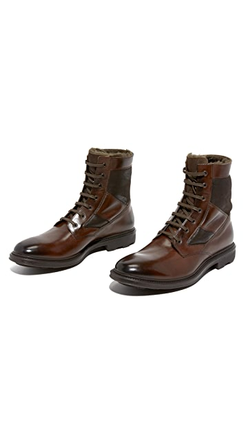 To Boot New York Tobias Shearling Lined Boots