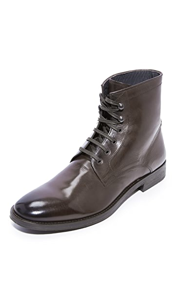 To Boot New York Astoria Plain Toe Boots
