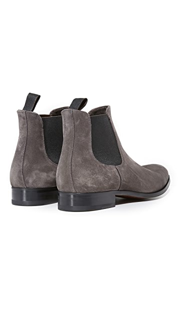 To Boot New York Toby Suede Chelsea Boots