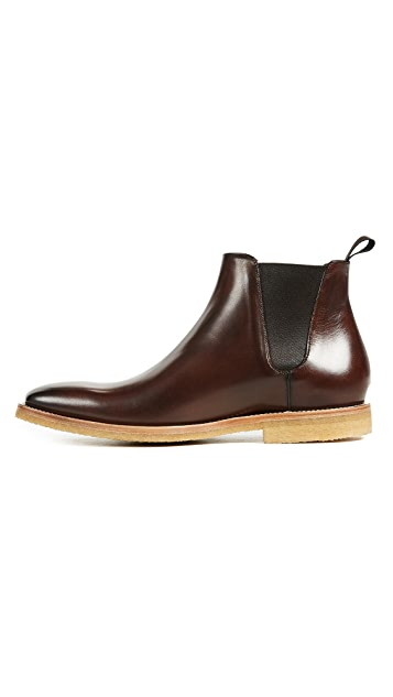 To Boot New York Atlas Leather Chelsea Boots with Crepe Sole