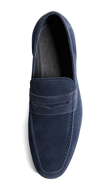 To Boot New York Alek Suede Penney Loafers