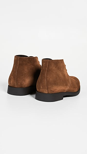 To Boot New York Boston 2 Eye Chukka Boots