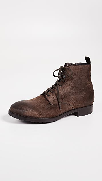 To Boot New York Athens Lace Up Boots