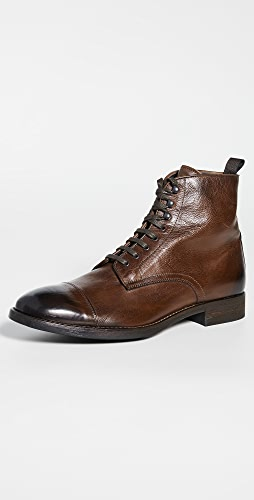 To Boot New York - Richmond Cap Toe Lace Boots