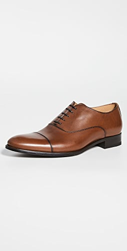 To Boot New York - Forley Flex Tan Cap Toe Shoes