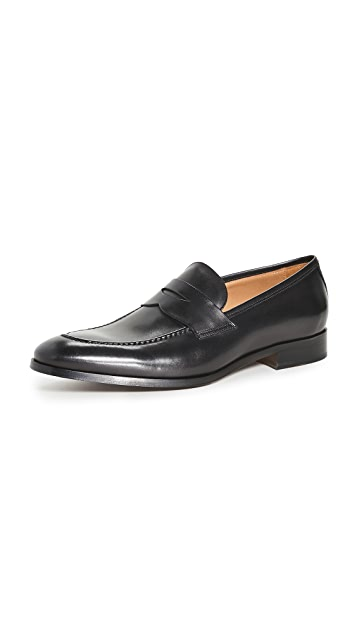 To Boot New York Tesoro Dress Penny Flex Sole Loafers