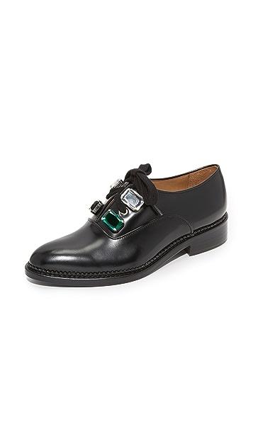 embellished oxford shoes - Black Toga Archives bQfjJtX70e