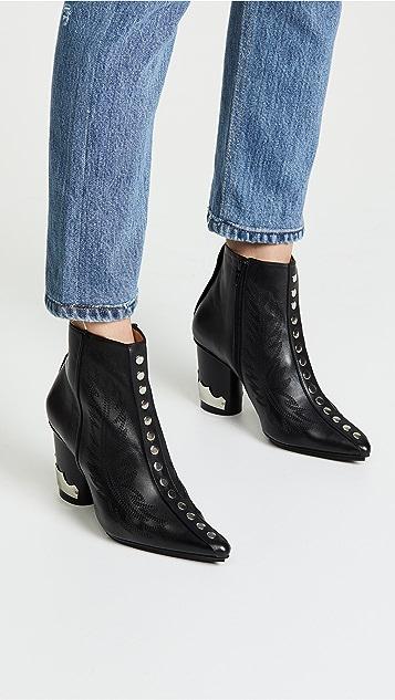 Toga Pulla Studded Booties